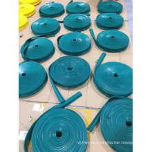 UV Resistance High Voltage Silicon Power Cable Overhead Line Insulation Sleeve