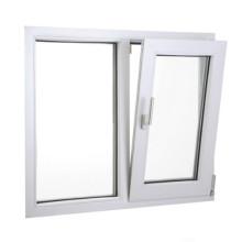 Fenêtre à battant en aluminium Fenêtre inclinable et tournante