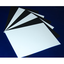 0.5mm Glossy White PVC Sheet