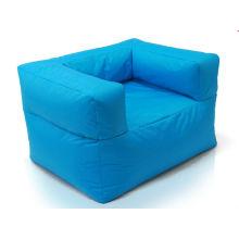Salon de design moderne sac de haricot canapé chaise sac de haricots