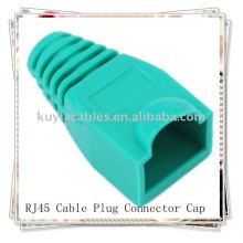 RJ45 Conector del cable Conector Conector Botón del cabezal