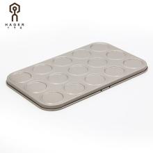 Molde de Macaron Antiaderente 15 Copos