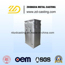 OEM Graft Gear Housing for Railroad Parts with Carbon Steel by Investment Casting