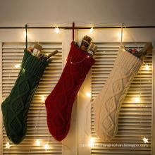 Women′s Stocking Foot Socks for Christmas Winter