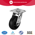 Plaat Swivel PA RVS Caster