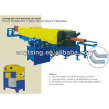 Passed CE and ISO YTSING-YD-0490 Full Automatic Pipe Producing Equipment