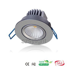 85 cutting size Cree COB led lamps to replace MR16 GU10 led lamp