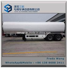 Double Alxes 30t Water Tank Tuck Semi-remorque