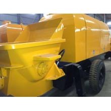 Bomba de hormigón montada sobre camión, ampliamente utilizada, de precio bajo