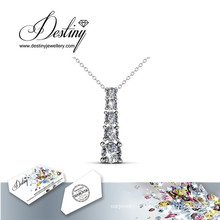 Destin bijoux cristal de Swarovski Amanda pendentif & collier