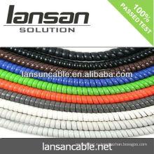 LANSAN Высокоскоростной однопарный телефонный кабель CE UL ISO APPROVAL