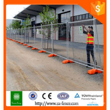 Galvanized Australia temporary fence