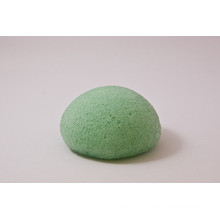 Natural Half Ball Shape Konjaac Sponge