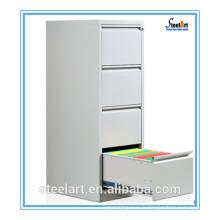 Meubles de bureau luoyang armoire de tiroir métallique vertical pas cher
