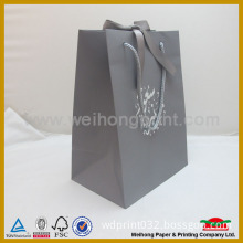 different types of custom made paper bag