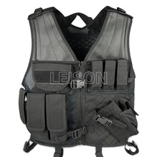 1000d Cordura or Nylon Military Tactical Vest with ISO Standard