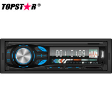 Reproductor de MP3 de coche fijo de panel con pequeño disipador de calor