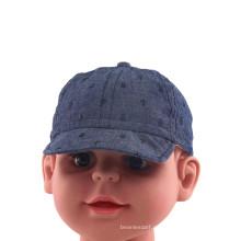 Mode Jeans Baby Caps mit weichem Visier