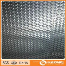 Concave-Convex/Semi-Spherical/Classic Orange PEE/Flat-Top Pebble/Corrugated/Wove Aluminum Embossing Sheet