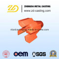 OEM Electric Plant Parts by Steel Casting