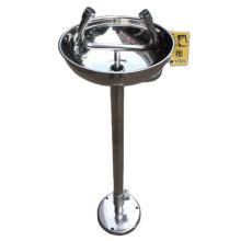 Factory Price Emergency eyewash Pedestal eyewash