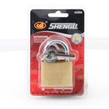 Cadeado de bronze SGS barato Pad Lock Cadeado de alta qualidade BMP