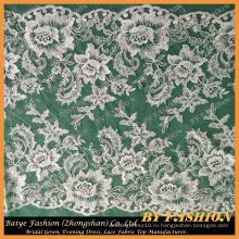 Старинные Свадебные кружева цвета слоновой кости ткани шнурка ткани оптом CTC365