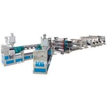 PE/ABS/PMMA Multi-layer Co-extrusion Board Extrusion Line
