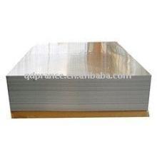 Feuille d'aluminium de finition de moulin