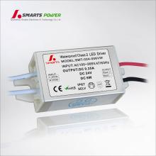 China manufacture 24V 6w single output led driver power supply 24v
