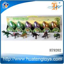 Las buenas promociones al por mayor embroma el juguete del huevo del dinosaurio de la incubación en China