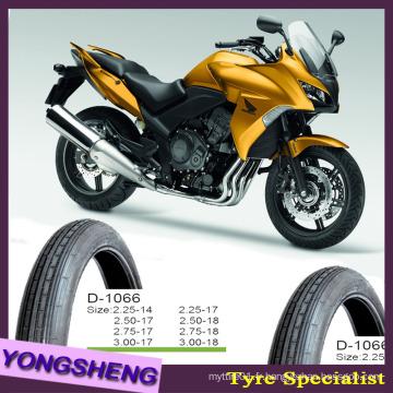 Pneu de moto, pneu double sport 120 / 90-18