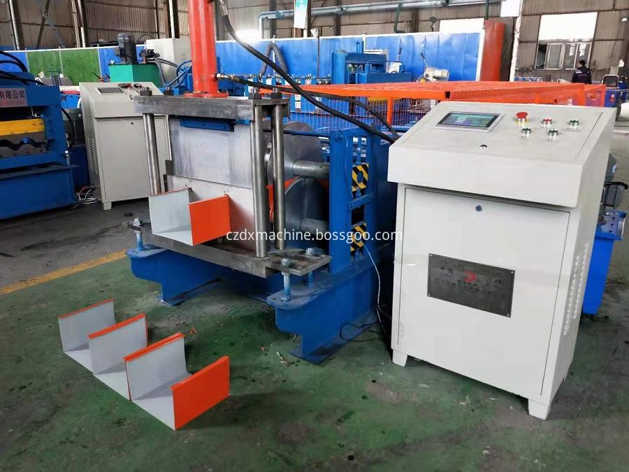 New Steel C section Purline Computer Control machine