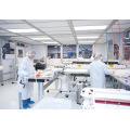 workshop dust free clean room