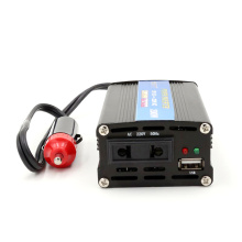 200w Mini European Car Power Inverter