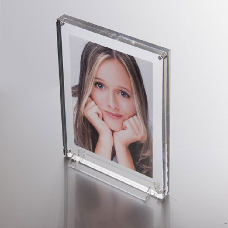 Clear Acrylic Double Sided Poster Frames