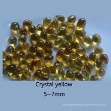 Irreguliar Shape Glass Beads para la decoración