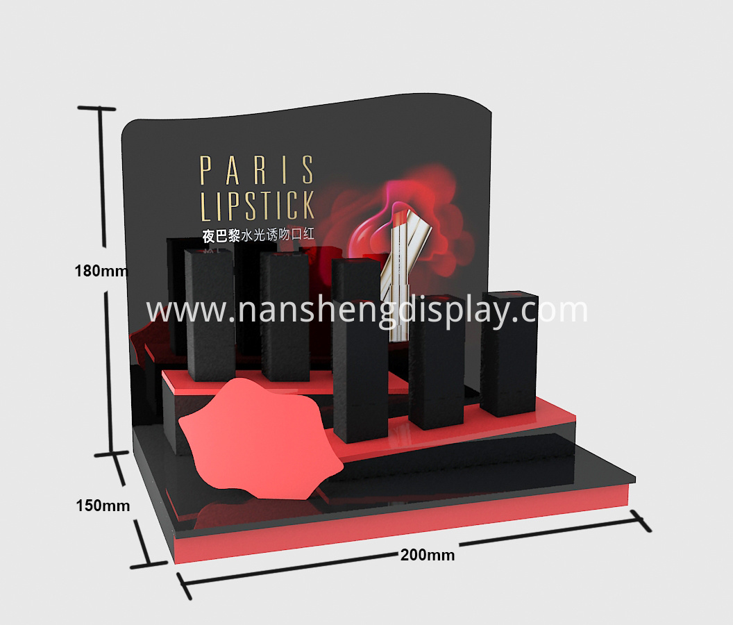 Display Cases for Lipstick