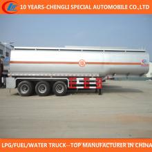 3 reboque do depósito de gasolina do eixo 30cbm 35cbm para a venda