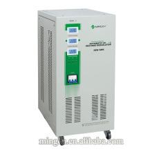 Personalizado Jsw-50k Tres fases de la serie Precisa purificar el regulador de voltaje / Estabilizador