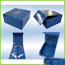 Caixa de sapato dobrável / caixa de presente de sapatos de papel