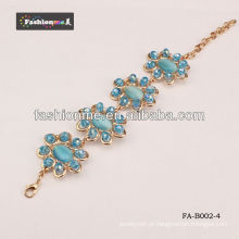 moda 2013 olho de gato diamante pulseiras