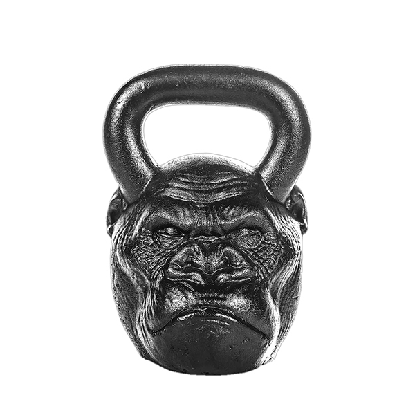 Animal Head Kettlebell