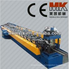 Máquina formadora de rollos para marco de puerta / máquina formadora de rollos en frío