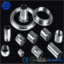 Cnc-Metallpräzisions-drehende Produkte CNC, die Aluminiumteile maschinell bearbeitet