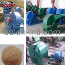 Wood Flour Powder Making Machine/Wood Crusher Timber Mill