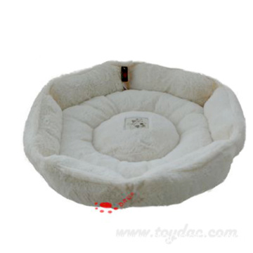 organic cotton soft pet bed