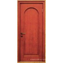 Puerta de madera maciza (nuevo modelo 019)