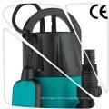 400W plastique jardin pompe Submersible avec interrupteur à flotteur pour eaux propres