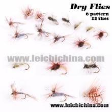 Melhor preço Fish Hook moscas secas